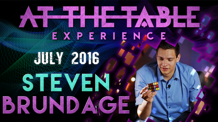 great deals 2017 look for cheap price Steven Brundage - At the Table Live Lecture,All Magic